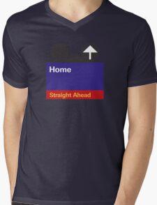 Goin' Home Mens V-Neck T-Shirt