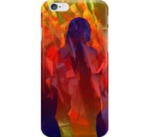 Abstracted Women-2 iPhone Case/Skin
