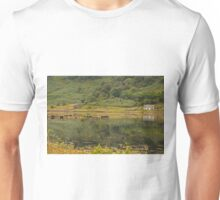 Landscape in Western isles Scotland Unisex T-Shirt