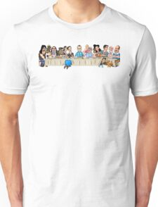 Mostri del Tubo  Unisex T-Shirt