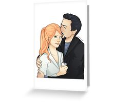 Pepperony Greeting Card