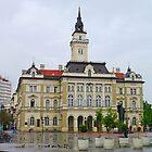 Town Hall, Novi Sad by Graeme  Hyde