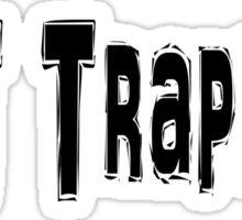 Trapeze Sticker