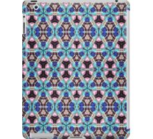 Classic Blue and Pink Pattern... iPad Case/Skin