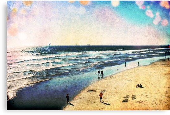 The Beach by Mareike Böhmer