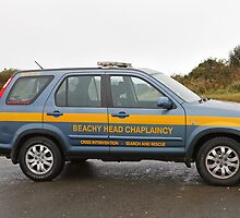 Beachy Head Chaplaincy Vehicle by Keith Larby