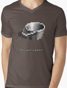 Monkey Island - Bucket Mens V-Neck T-Shirt