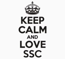 Keep Calm and Love SSC by brennagec