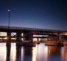 Under the Bridge // 1 by Evan Jones