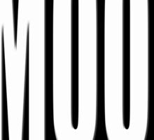 Moo! Sticker