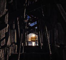 Under the Bridge // 2 by Evan Jones