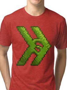 Smosh Pixel Icon Tri-blend T-Shirt