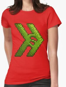 Smosh Pixel Icon Womens Fitted T-Shirt