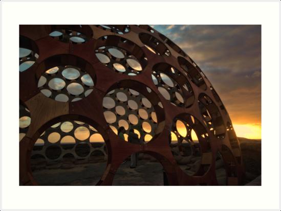 Sunrise Dome by yolanda