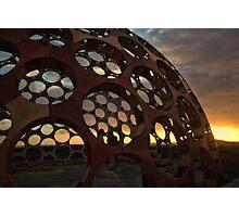 Sunrise Dome Photographic Print