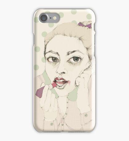 Lipstick iPhone Case/Skin