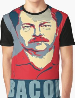 Ron hope swanson  Graphic T-Shirt