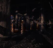 Under the Bridge // 4 by Evan Jones