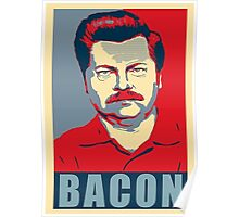 Ron hope swanson  Poster