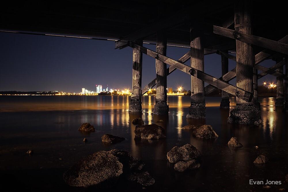 Under the Bridge // 5 by Evan Jones