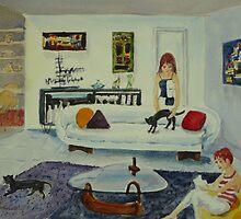 Classic Modern 4 by Virginia  Coghill