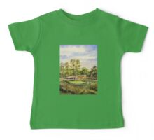 Merion Golf Course Baby Tee