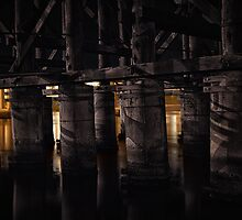 Under the Bridge // 6 by Evan Jones