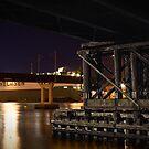 Under the Bridge // 8 by Evan Jones