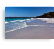Hyams Beach, NSW Canvas Print