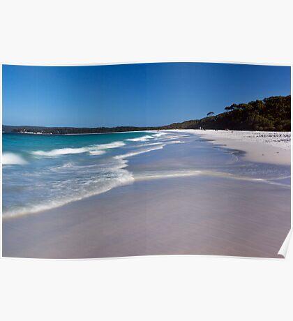 Hyams Beach, NSW Poster
