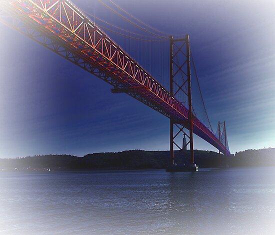 25th April Bridge. Lisbon by Aase