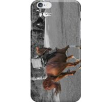 Out for A Run iPhone Case/Skin