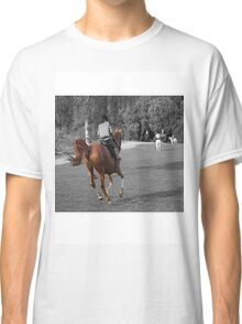 Out for A Run Classic T-Shirt