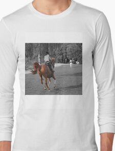 Out for A Run Long Sleeve T-Shirt