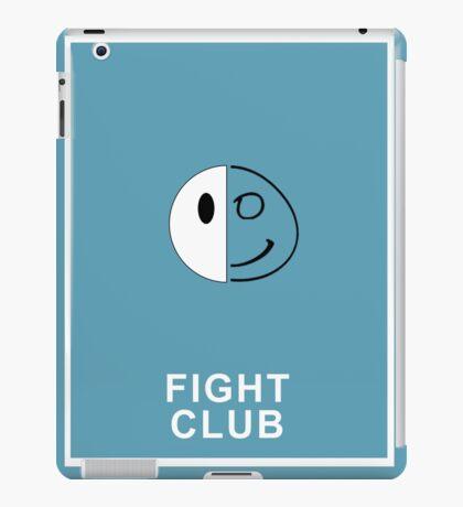 Fight Club Minima 2 iPad Case/Skin