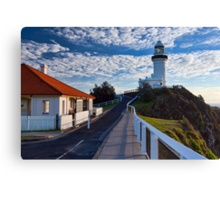 Byron Bay Lighthouse Canvas Print