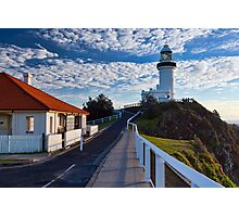Byron Bay Lighthouse Photographic Print