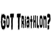 Triathlon by greatshirts