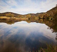 Bedlam Creek, NSW by Malcolm Katon
