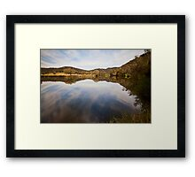 Bedlam Creek, NSW Framed Print