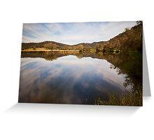 Bedlam Creek, NSW Greeting Card