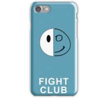 Fight Club Minima 2 iPhone Case/Skin