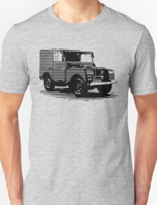 Land Rover, classic car T-Shirt