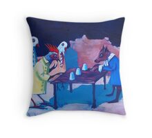 There's one born every minute Throw Pillow