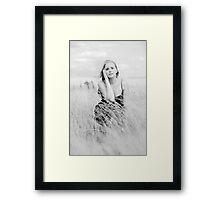 Sleepless  Framed Print