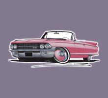 Cadillac Eldorado Biarritz (1962) Pink Kids Clothes