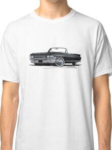 Cadillac Eldorado Biarritz (1962) Black Classic T-Shirt