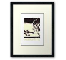 kokon 1001 Framed Print