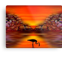 Sunset 9 Metal Print