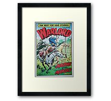 Warlord - Masters of the Mongols Framed Print